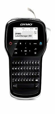 Dymo S0968960 Label Manager 280  Label Maker Qwerty Keyboard (with UK plug)