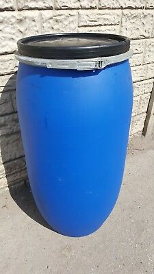 150 Litre / 33 Gallon Shipping Drum, Barrel, Container Or Waterbutt