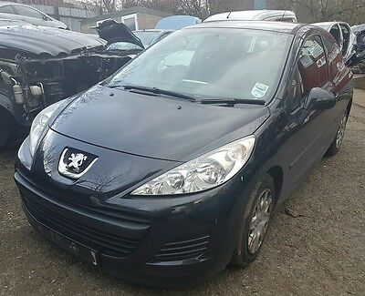 Peugeot 207 1.4 8v Gearbox. 207 breaking for parts and spares