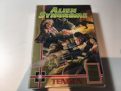 Alien Syndrome - Nintendo NES Complete