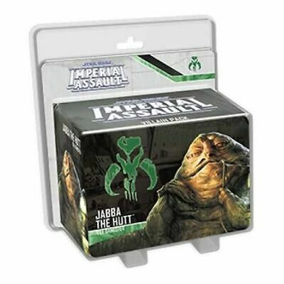 Jabba The Hutt Villain Pack: Star Wars Imperial Assault - Brand New & Sealed
