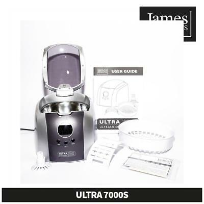James Products ULTRA7000S Digital Ultrasonic Jewellery & Spectacle Cleaner
