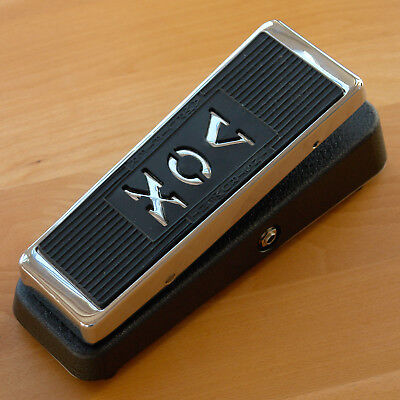 VOX V847 Wah-Wah Pedal - 90er Jahre - Reissue Made in USA