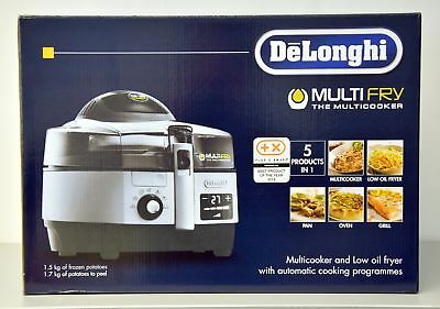 DeLonghi Friteuse FH 1394/2 Multifry Extra Chef