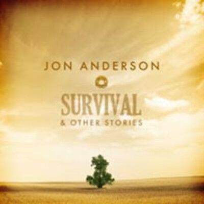 Jon Anderson - Survival And Other Stories NEW CD