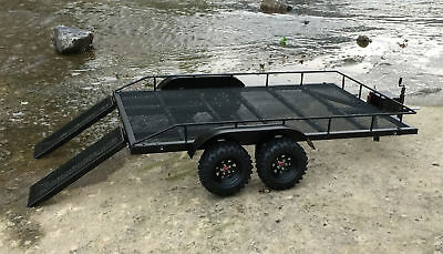 Scale 1/10 Anhänger Trailer für Crawler, Autos, Trucks, Unimog etc. 22197