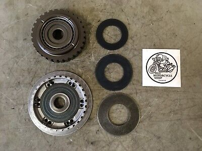 1984 Honda Cb750 Sc Nighthawk Clutch Inner Hub Assembly Oem
