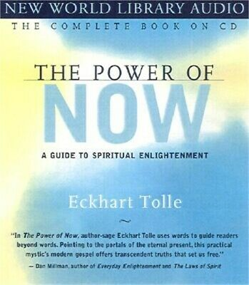 The Power of Now: A Guide to Spiritual Enlightenment (CD)