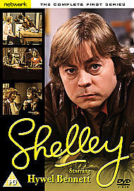 Shelley - Series 1 - Complete - Hywel Bennett (DVD) (New & Sealed)