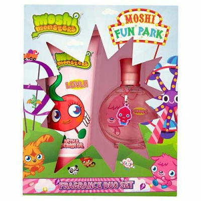 Moshi Monsters Fragrance Duo Set For Girls Gift Set New