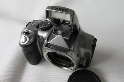 Canon EOS 300D Digital-SLR DSLR Camera Body Only - SILVER