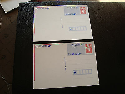FRANCE - 2 cards whole 1994 (cy54) french