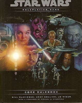 STAR WARS Roleplaying Game Wizards o.t.C.  CORE RULEBOOK