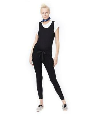 a6b3e24aae9 NEW LOYAL HANA Womens Marni-Black Nursing And Maternity Jumpsuit ...