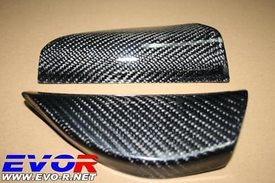 Carbon fiber inner door lock covers for 1993-2002 Mazda RX7 RX7 FD3S by EVO-R