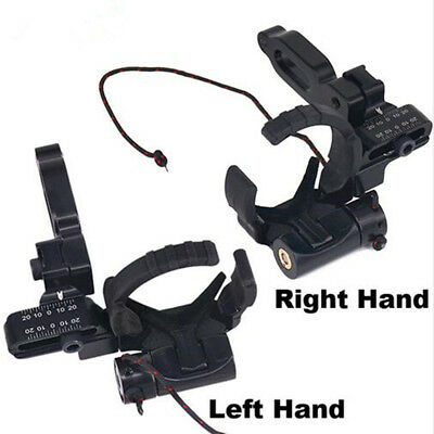 Arrow Rest Compound Bow High Speed Drop Away Metal Arrow Rest Left & Right Hand