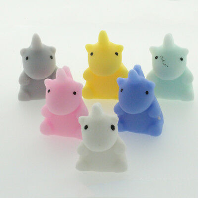 1 x Unicorn Kawaii Toy Squishy Gift Mochi Squeeze Toy Squeeze Nice Cute  Kids