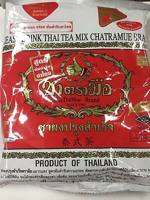 "Chatramue Brand Please Drink Thai Tea Mix 400g Bubble Tea  ""AUSSIE STOCK"""