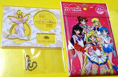 USJ Sailor Moon Serenity Collectible Acrylic Key Chain 2018 Universal Studios