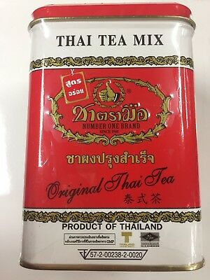 "Chatramue Brand Please Drink Thai Tea Mix 50 Tea Bags 200g  ""AUSSIE STOCK"""