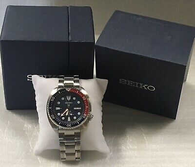 New Seiko Padi Automatic Prospex Pepsi Turtle Divers 200m Men S