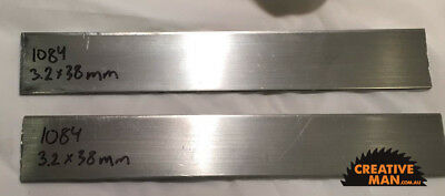 Knife Making Carbon Steel 1084 (3.2 x 38 x 500 mm)