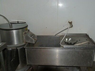 Potato peeler/rumbler IMC with tank rrp £2500 in good working order. NW6