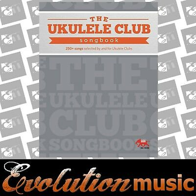 The Ukulele Club Songbook - 250+ Songs - Hal Leonard Song Book Brand New Book 1