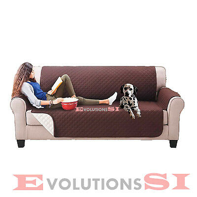Couch Coat Funda Protector Sofa Dos Plazas Reversible Lavable 24/48H