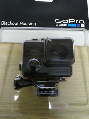 Black Revo Silicone Skin for GoPro HERO3+//HERO4 Standard Housing 6 Pack