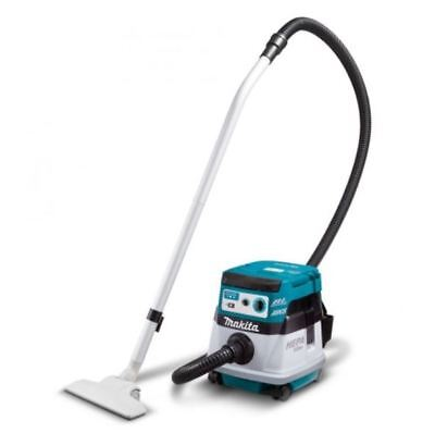 Makita 36V (18V X 2) Li-Ion Cordless Brushless Dust Extraction System Bluethooth