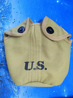 Ww2 Us Army M1910 Canteen Cover Pouch