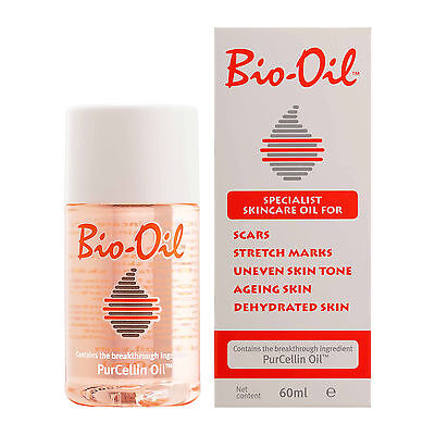 New Original Bio-Oil Specialist All Skin care Oil 60ML - Free Delivery