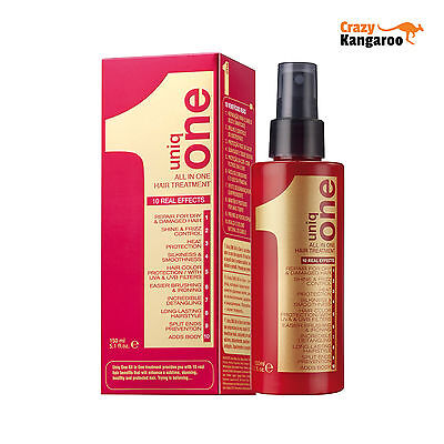 New Revlon Uniq One Original All In One Hair Treatment 150ml
