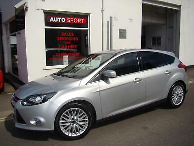 Ford Focus 1.6 TI-VCT Zetec, 2011 with 73000 Miles,