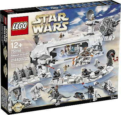 LEGO® Star Wars™ 75098 Assault on Hoth™ NEU OVP_ NEW MISB NRFB A-condition!