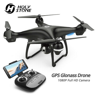 Holy Stone HS100 FPV RC Drone With 120° FOV 1080P HD Camera GPS WiFi Quadcopter