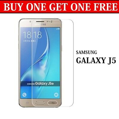 Tempered Glass Film Screen Protector for Samsung Galaxy J5 2017