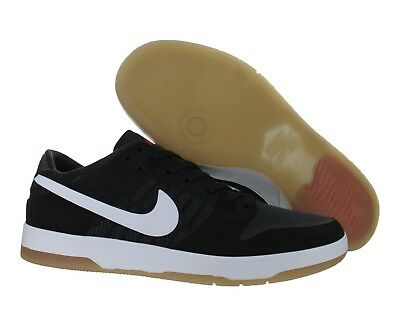 NEW Nike SB Zoom Dunk Low Elite Mens Size Black White Gum Light Brown  864345 019 73f3a66d428b