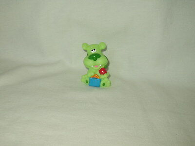 blues clues green puppy plush. BLUES CLUES 3\ Blues Clues Green Puppy Plush