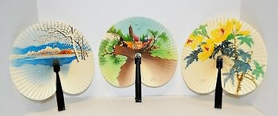 Asian style hand fans — img 13