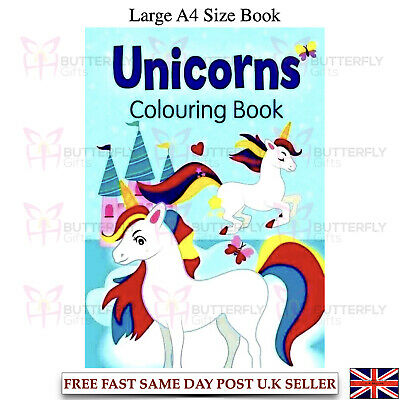 Unicorn Colouring Book Brand New Magical Mythical Unicorn Colouring Book Trq