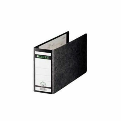 Leitz 180 A5 Oblong Black Lever Arch File (Pack of 5) 31071-95 [LZ1076]