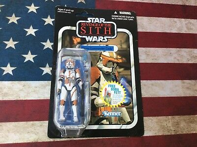 Clone Commander Cody 2010 STAR WARS Vintage Collection VC19 MOC #3