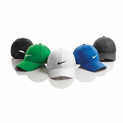 50563243720 Nike Golf NEW DRI-FIT Swoosh Front Cap Unstructured Wicking Baseball Hat  UNISEX