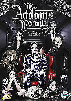The Addams Family DVD NEW DVD (5637901000)