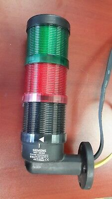 Siemens 8WD4 420 24V AC/DC LED Green Red Status Column