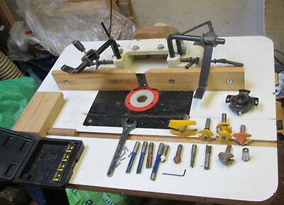 Router table 15000 picclick uk elu router and axminster router table greentooth Image collections