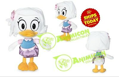 "DISNEY STORE WEBBY Plush DUCKTALES Small 10.5"" 2018 DUCK ..."