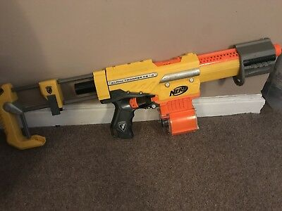 Nerf N-Strike Alpha Trooper CS-18 And Deploy Cs-6